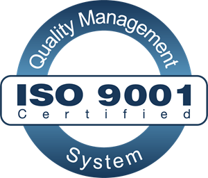 ISO 9001 QMS Logo Vector