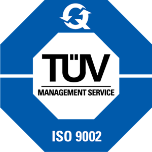 ISO 9002 Tuv Management Service Logo Vector