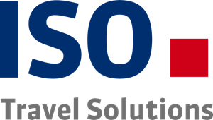 ISO Travel Solutions Logo Vector