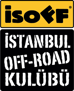 ISOFF - Istanbul Off-Road Club Logo Vector
