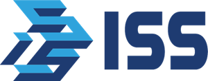 ISS Logo Vector