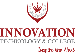 ITC (INNOVATION TECHNOLOGY & COLLEGE) Logo Vector