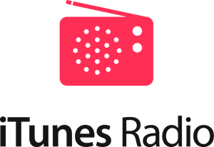 ITunes Radio Logo Vector