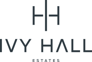 Ivy Hall Estates Logo Vector