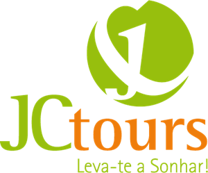 JC Tours Logo Vector