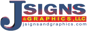 J Signs and Graphics Logo Vector