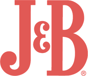 J & B Scotch Whisky Logo Vector