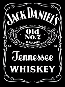 jack daniel s logo vector eps free download