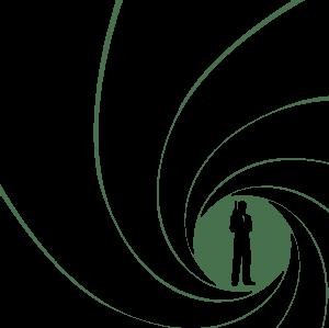 James Bond 007 Logo Vector (.EPS) Free Download