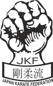 Japan Karate Federation Logo Vector