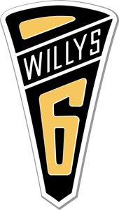 Jeep Willys Logo Vector