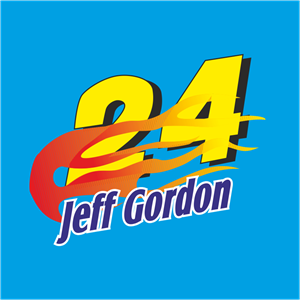 Jeff Gordon Logo Vector