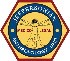 Jeffersonian Anthropology Unit Logo Vector