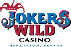 Jokers Wild Casino Logo Vector