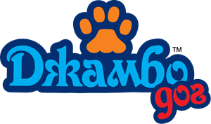 Jumbo Dog Logo Vector