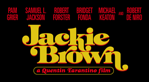 Jackie Brown Logo Vector