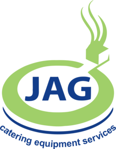 Jag Catering Equipment Logo Vector