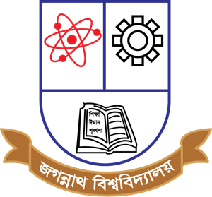 Jagannath University Logo Vector