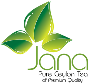 Jana Pure Ceylon Tea Logo Vector