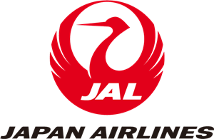 Japan airlines Logo Vector