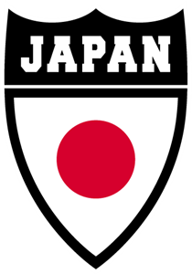 Japan national ice hockey team Logo Vector