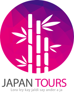 Japan tour Logo Vector