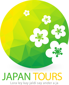Japan tours Logo Vector