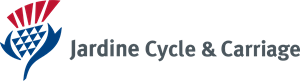 Jardine Cycle & Carriage Logo Vector