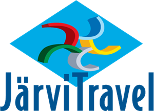 Järvi Travel Logo Vector