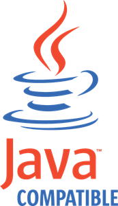 Java Compatible Logo Vector