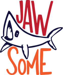 JAW SOME Logo Vector