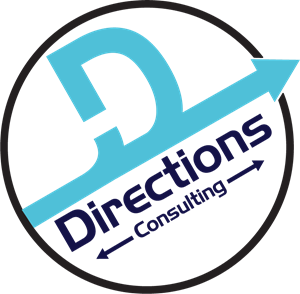 JD Directions Consulting Logo Vector