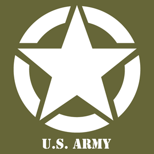 Jeep US Army Logo Vector