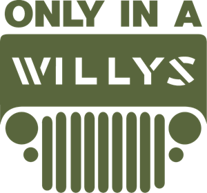 Jeep Willy Logo Vector