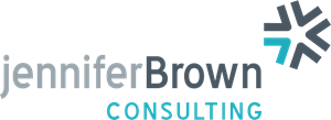 Jennifer Brown Consulting Logo Vector