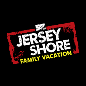 Jersey Shore Family Vacation Logo Vector
