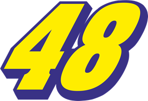 JIMMIE JOHNSON 48 Logo Vector