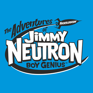 Jimmy Neutron Logo Vector