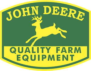 John Deere Quality Equipment Logo Vector