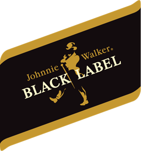 Johnnie Walker Black Label Logo Vector