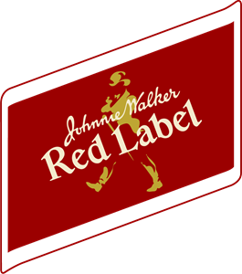 Johnnie Walker Red Label Logo Vector