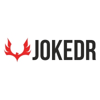 Jokedr Logo Vector