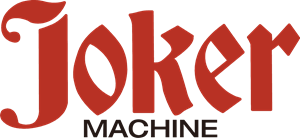 Joker Machine Logo Vector