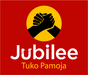 Jubilee Party Kenya (Red) Logo Vector