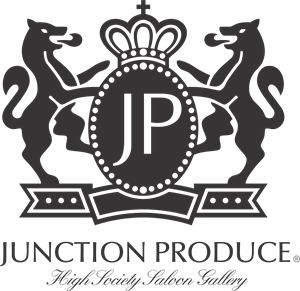 Junction Produce Logo Vector