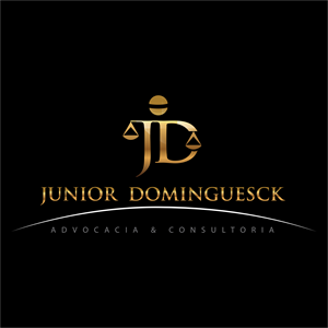 Junior Domingues Advocacia & Consultoria Logo Vector