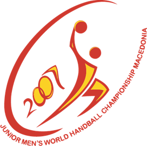 Junior Men's World Handball Championships Logo Vector