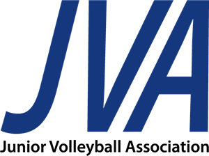 Junior Volleyball Association (JVA) Logo Vector