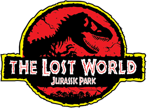 Jurassic Park The Lost World Logo Vector