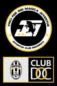 juventus club indonesia logo vector pdf free download juventus club indonesia logo vector